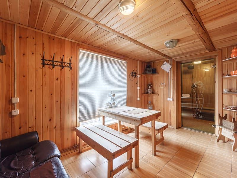 баня в отеле «Длинный берег» фото