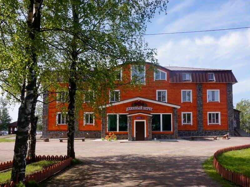Отель «Длинный берег» фото