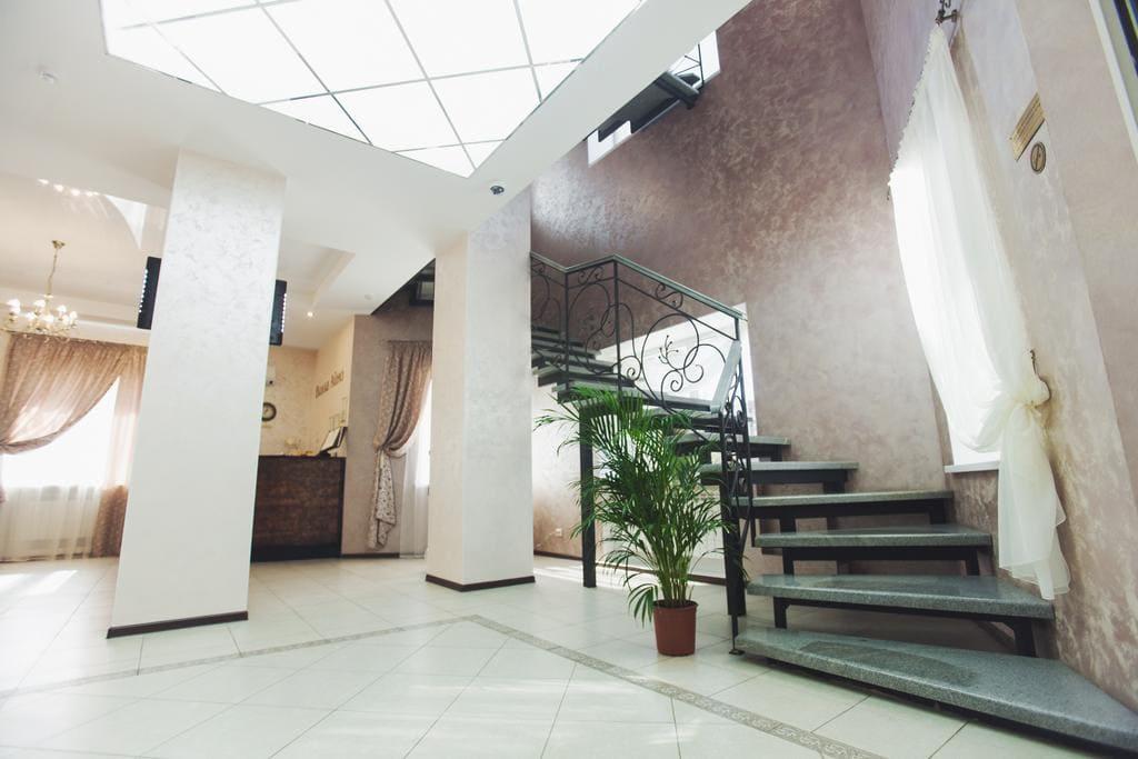 Гостевой дом «Вилла Айно» внутри