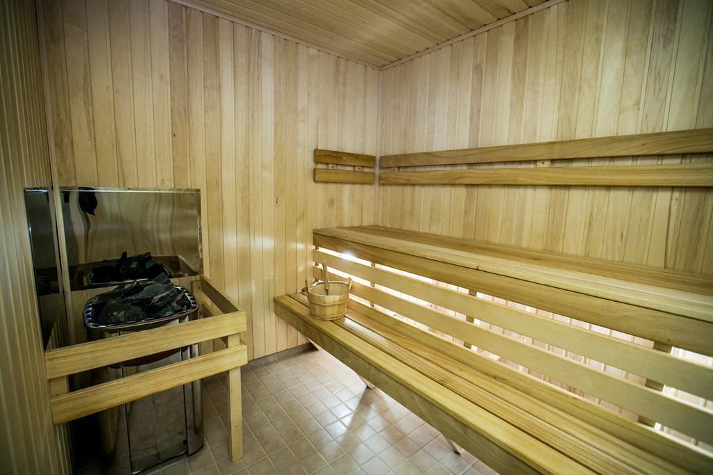 Гостевой дом «Вилла Айно» фото бани