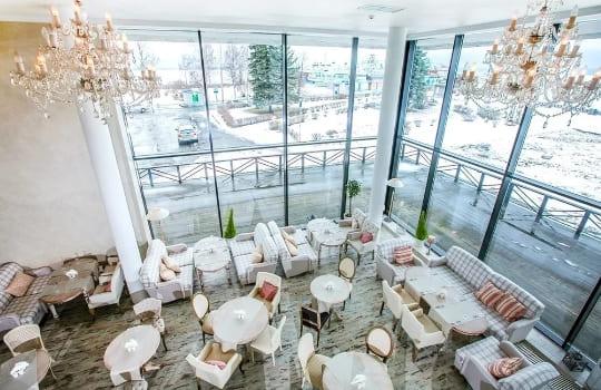 столовая в отеле «Фрегат» фото