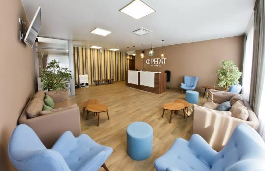Отель «Фрегат» фото