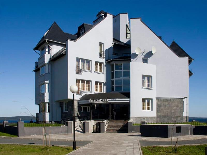 Отель «Онежский замок» фото