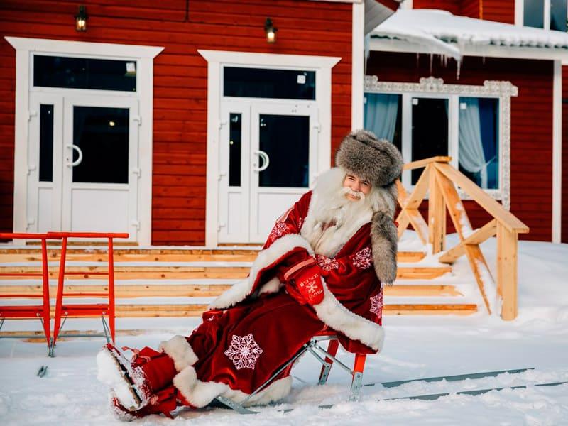 вотчина карельского Деда Мороза