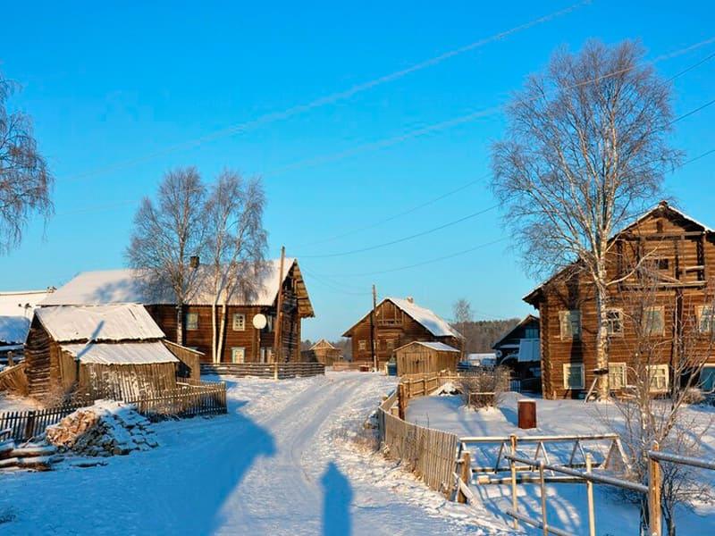 Экскурсия в деревню Рубчейла