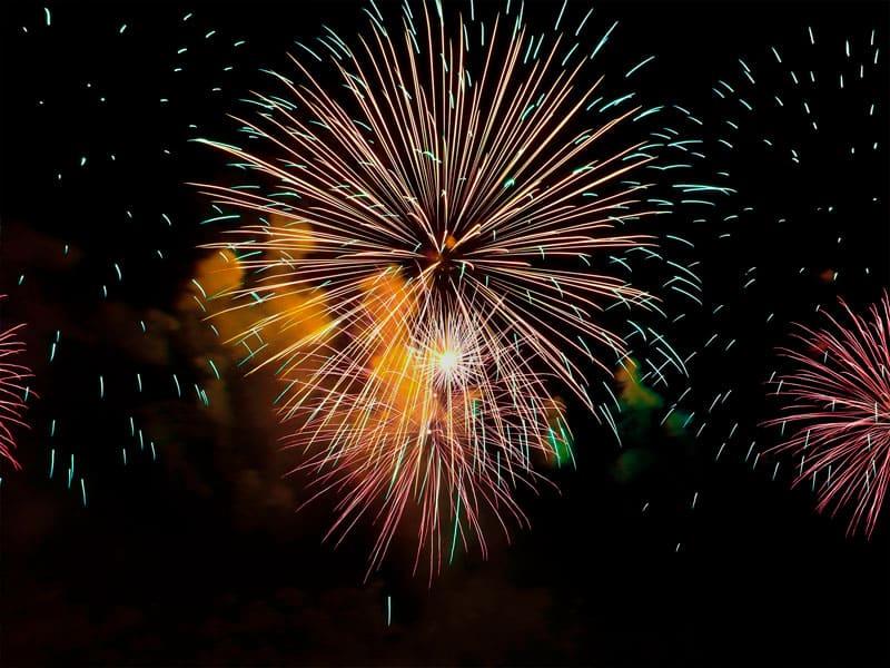 Празднование Нового Года в Карелии
