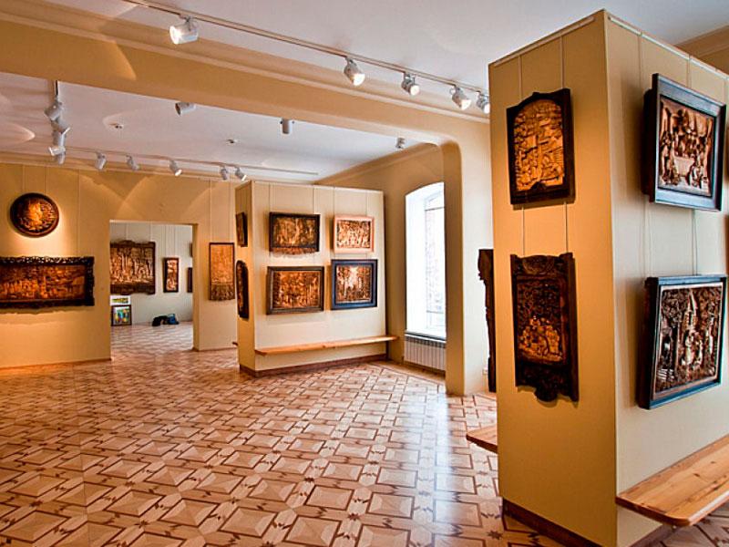Музей Кронида Гоголева фото