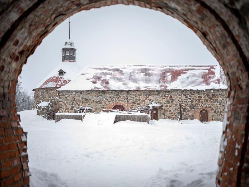 крепость карела фото